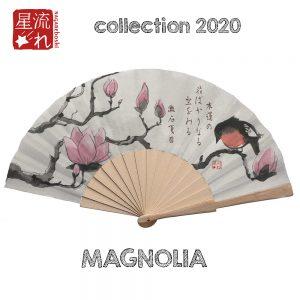 éventail magnolia