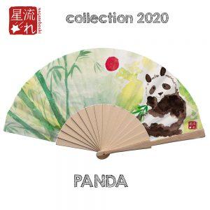 éventail panda