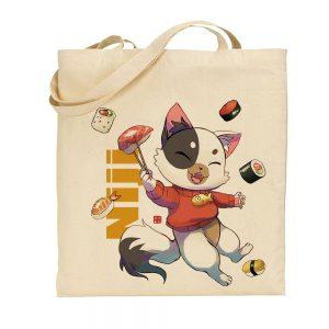 tote-bag niji sushi