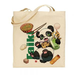 tote-bag taiki nourriture