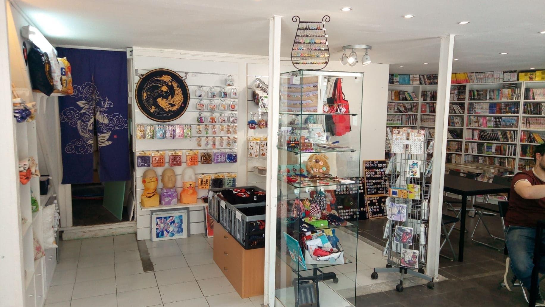 magasin Envie de Japon Nantes