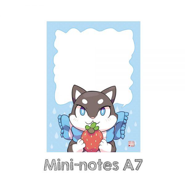 mini notes samidare