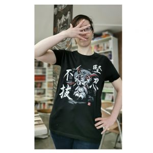 t-shirt shinobi