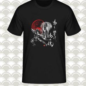 t-shirt taiko