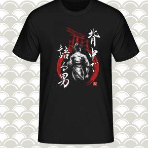 t-shirt homme japonais