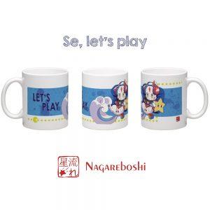 mug kitsune gamer geek