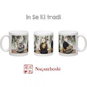 mug kitsune japon traditionnel