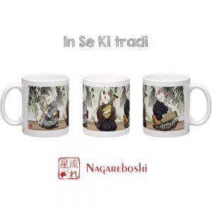 mug kitsune japon traditionnel