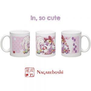 mug kawaii kitsune