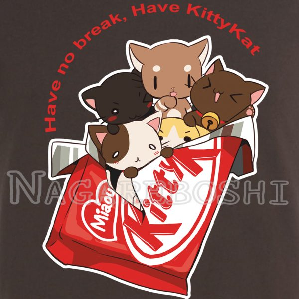 t-shirt kitty kat