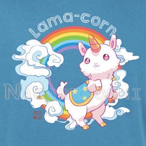 t-shirt lamacorne