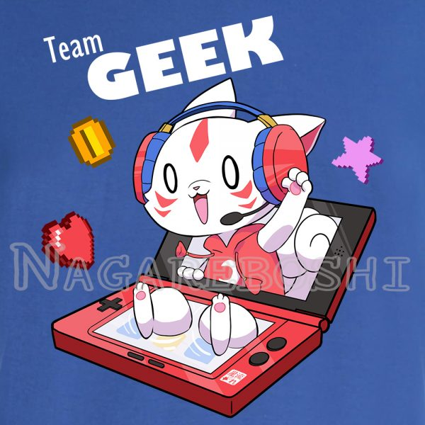 t-shirt team geek