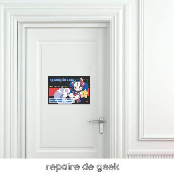 repaire de geek