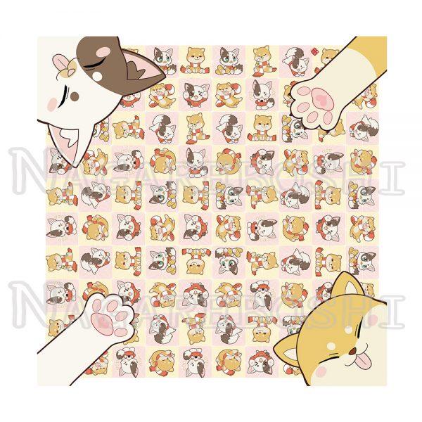 furoshiki n&k icônes