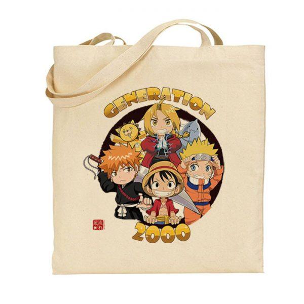 tote-bag anime 2000