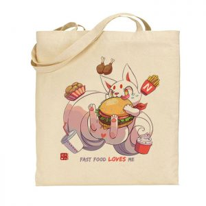 tote-bag fast food