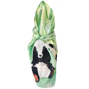 furoshiki panda