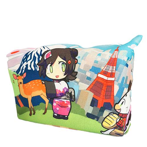 furoshiki voyage au Japon