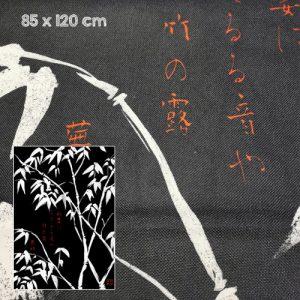 noren bambou et haiku