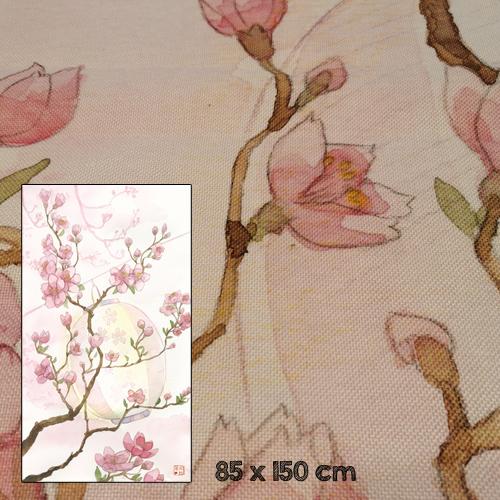 noren sakura fleurs cerisier