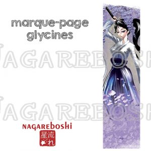 marque-pages glycines