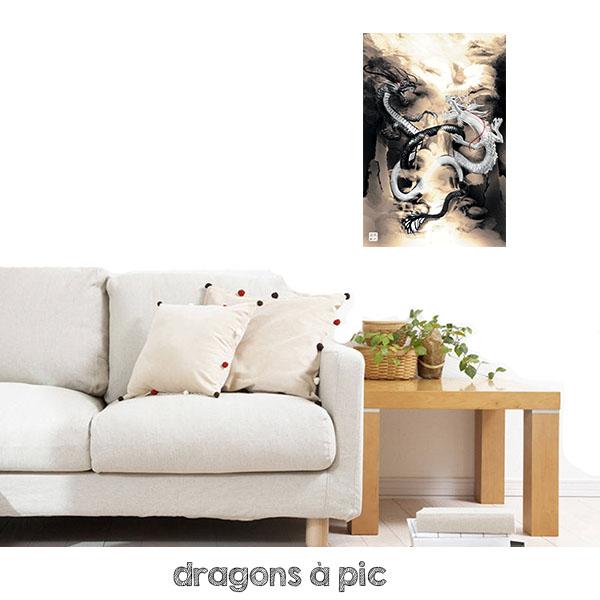 tableau dragons