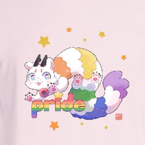 t-shirt pride zoom