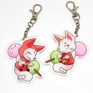porte-clés inseki dango